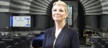 Малахов приезжал в Украину и снял программу о вдове российского оппозиционера Вороненкова