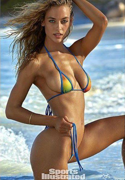 Топ-модель Sports Illustrated Ханна Фергюсон