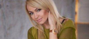 Яну Рудковскую задарили дорогими украшениями