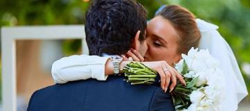 Дочь нардепа Добкина в годовщину свадьбы выложила в сеть пикантные фото