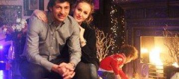 Каладзе показал Новый год в семейном кругу
