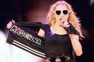 За концерт Мадонны украинцам придется выложить 12 тыс. грн