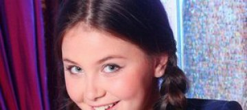 """Украину на детском """"Евровидении"""" представит 12-летняя киевлянка"""
