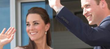 Принц Уильям и Кейт Миддлтон показали подросших детей в Альпах