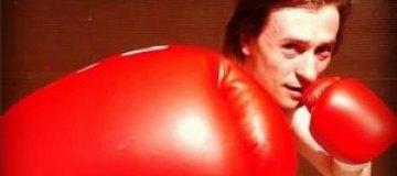 Безруков решил стать боксером