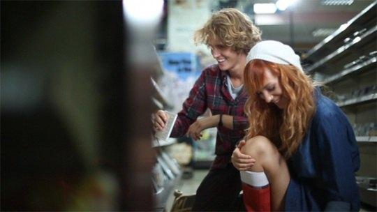 Съемка нового клипа Алисы Тарабаровой