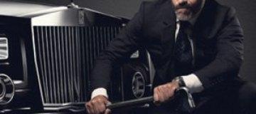 Федор Бондарчук ломом разбил Rolls Royce