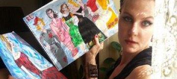 Литвинова создала новую коллекцию одежды