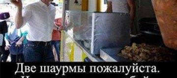Арифметический ляп Кличко высмеяли в фотожабах