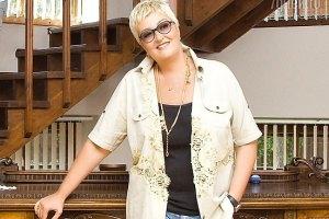 Татьяна Устинова победила лишний вес