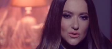 Похудевшая Могилевская сняла клип про закулисье шоу-биза