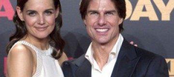 Том Круз и Кэти Холмс подписали документы о разводе