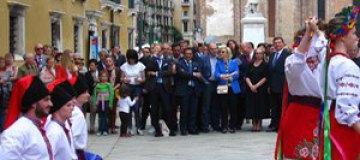 На 55-ой Венецианской биеннале открылся Украинский павильон