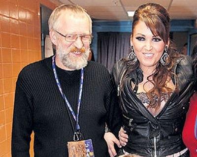 Ирина Дубцова с отцом