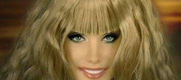Пугачеву превратили в эффектную куклу Барби