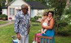 78-летний Виторган показал 5-месячную дочь и жену на отдыхе