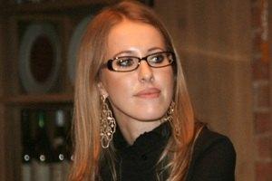 Собчак публично высмеяла Дмитрия Медведева