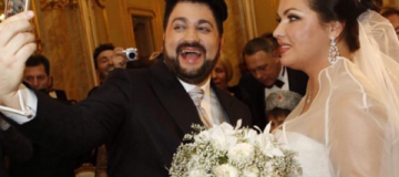 Анна Нетребко вышла замуж в Вене в компании Киркорова