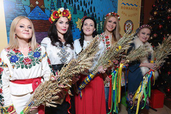 Наталья Бучинская, Влада Литовченко, Соломия Витвицкая, Ольга Сумская, Мария Бурмака