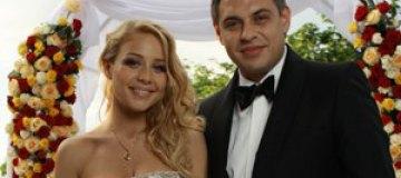 Тина Кароль и Евгений Огир венчались пять лет назад