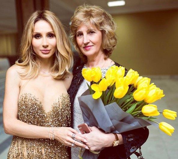 Светлана Лобода с мамой Натальей