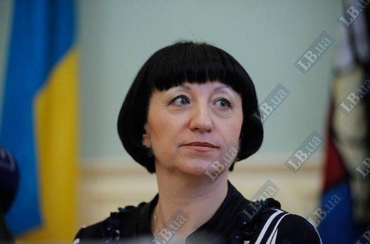Галина Герега - 20 апреля 2011 года