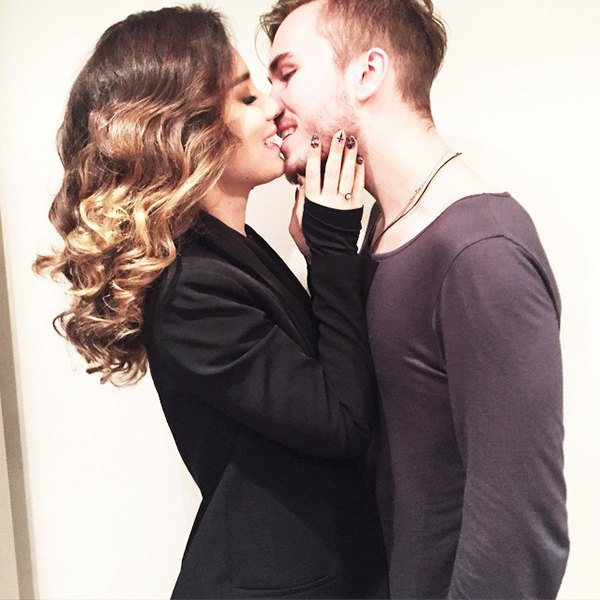 Виктория Дайнеко и Дмитрий Клейман