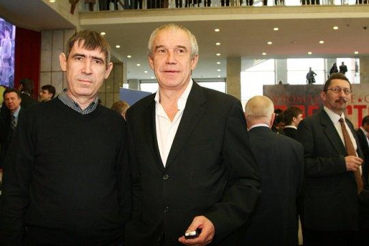 Сергей Гармаш с братом