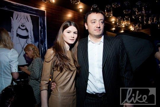 Гия Шеварднадзе с Анной Шеварднадзе