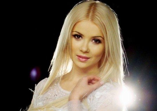 """Представительница Украины на """"Евровидение-2011"""" Мика Ньютон"""