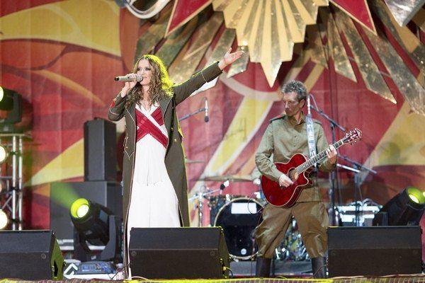 Наталья Могилевская написала гимн Харькова