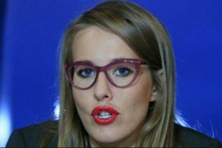 Огромный скандал разразился из-за высказываний Собчак про Украину