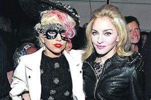 Леди Гага и Мадонна могут приехать в Украину