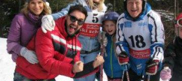 Сумская поставила Козловского на лыжи