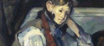 Найдена украденная картина Сезанна