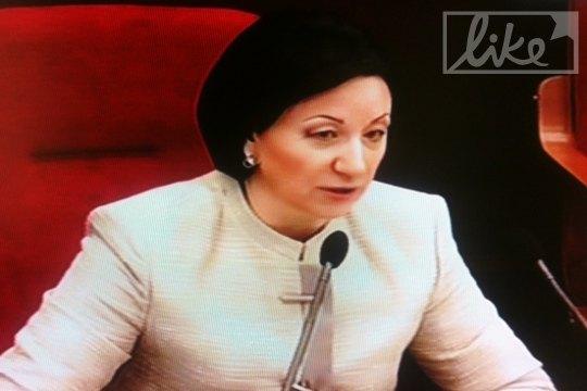 Галина Герега - 26 апреля 2012 года