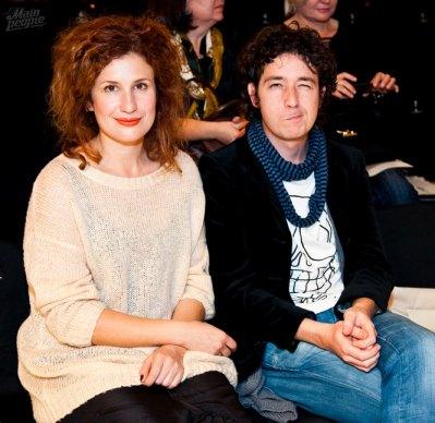 Ольга Шурова и Дмитрий Шуров