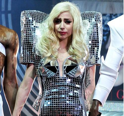 Леди Гага вряд ли знает о существовании своей украинской конкурентки