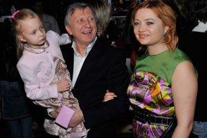 Дочь Горянского пыталась помирить родителей после расставания