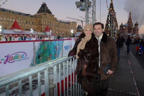 """Валерий Коновалюк: """"Покатались и ощутили себя как в Новогодней сказке из детства!!"""""""