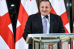 Президент Грузии женился