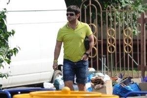 Галустян устроил алко-вечеринку в Сен-Тропе