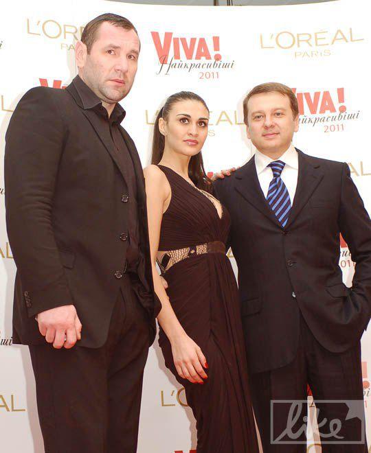 Друзья Тимофей Нагорный и Владимир Вирчис и тут вместе