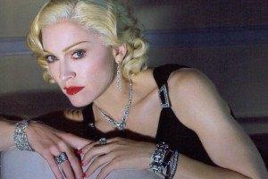 Мадонна расчувствовалась на показе своего фильма