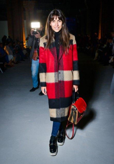 Дочка бывшего вице-премьера Юрия Бойко Ульяна, которая руководит модным глянцем