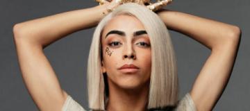 "На ""Евровидении"" в Израиле Францию представит блогер-андрогин"