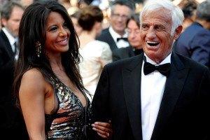 79-летний Бельмондо бросил жену-мошенницу