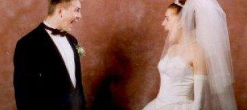Леся Оробец показала свадебные фото