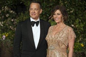 Жена Тома Хэнкса удалила грудь