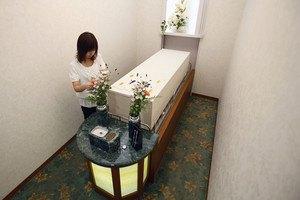 В Японии открылся отель для покойников